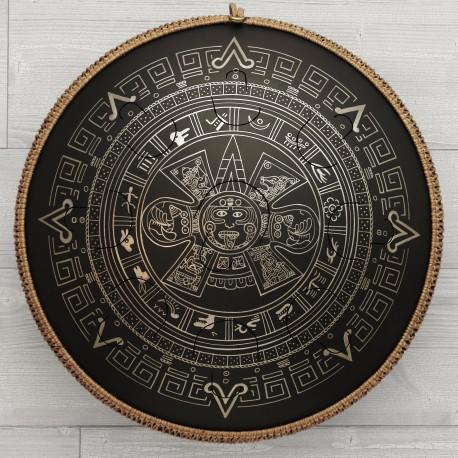 StandArt 2.0 Plus+ Aztec Calendar