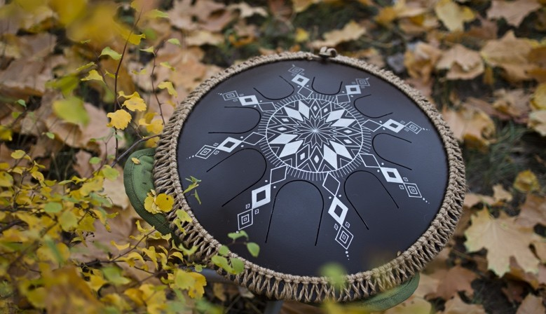 GUDA DRUM Freezbee The Best Steel Tongue Drum