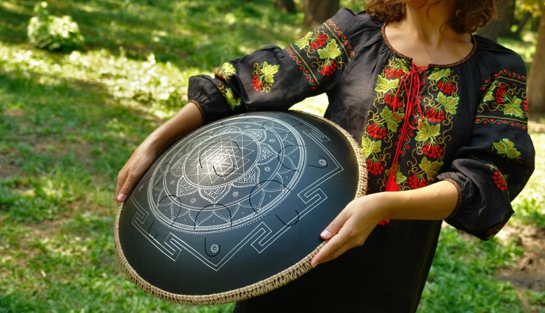 GUDA DRUM Neo The Best Steel Tongue Drum